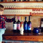 In vino veritas… krótko o winie nad Balatonem.